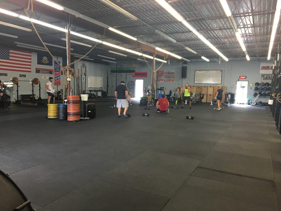 Wod for 8.24.2018