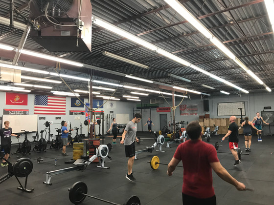 Wod for 2.12.2018