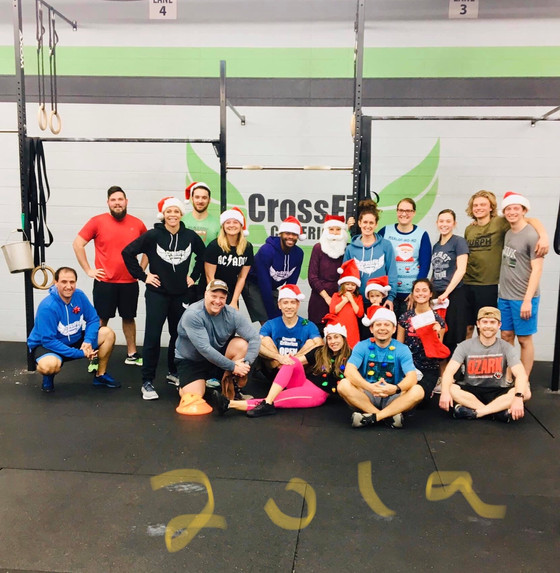 New Saturday Wod Time: 9:30am! Come join us!