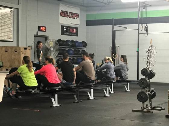 Wod for 3.21.2018