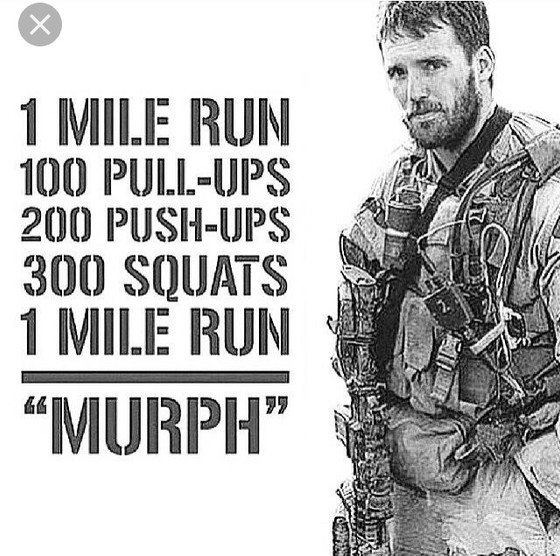 Wod for Memorial Day