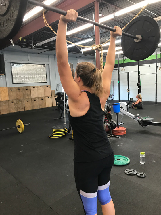 Wod for 6.22.2018
