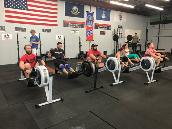 Wod for 1.24.2018