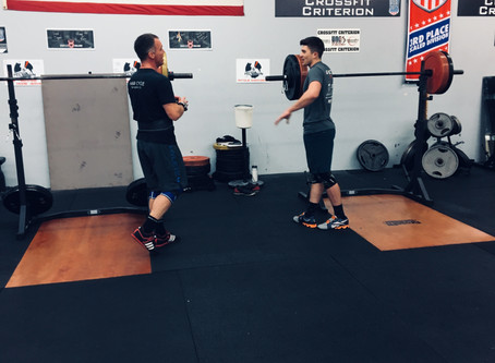Wod for 11.27.2018