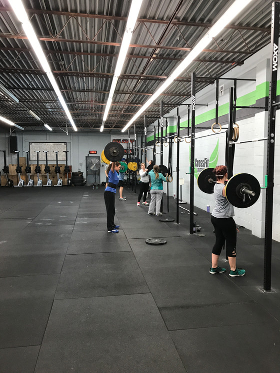 Wod for 2.1.2018