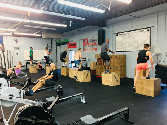 Wod for 9.21.2018