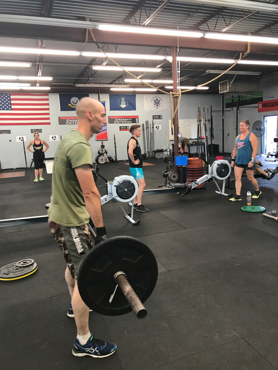 Wod for 6.26.2018
