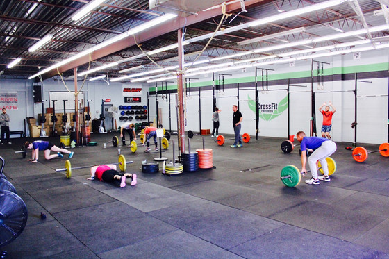 Wod for 12.29.2017