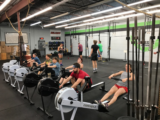 Wod for 2.6.2018