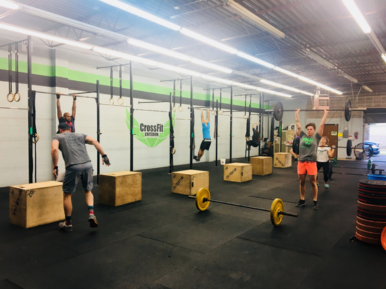 Wod for 9.27.2018
