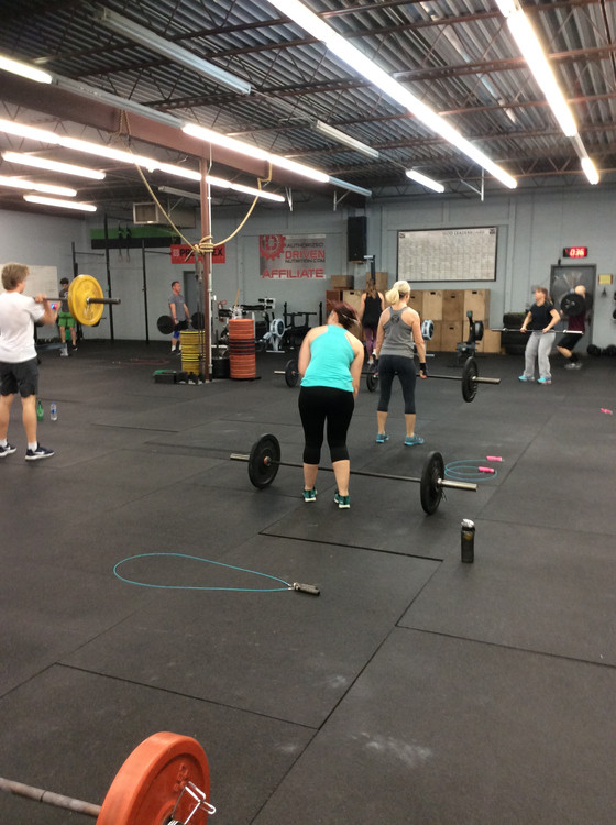 Wod for 2.19.2018