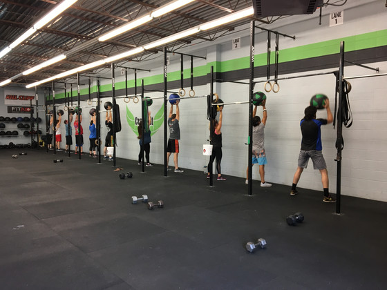 Wod for 7.24.2018