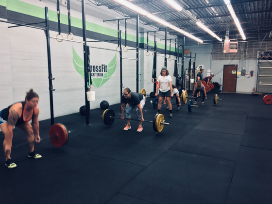 Wod for 10.30.2018
