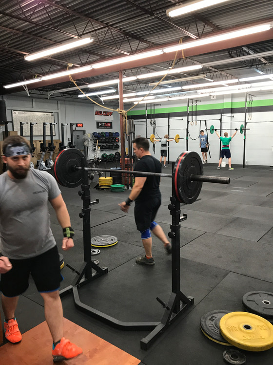 Wod for 2.20.2018