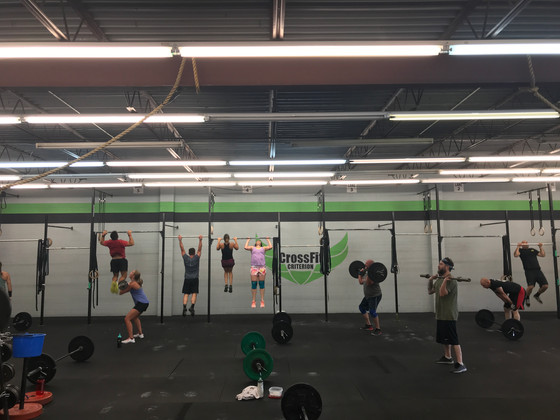 Wod for 7.27.2018