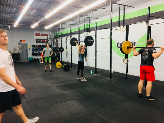 Wod for 9.23.2018