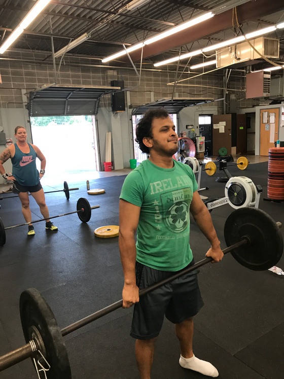 Wod for 6.29.2018