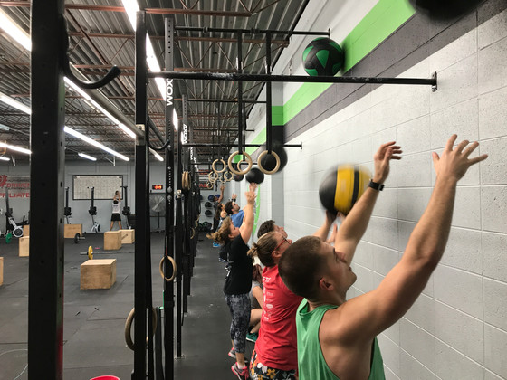 Wod for 2.7.2018