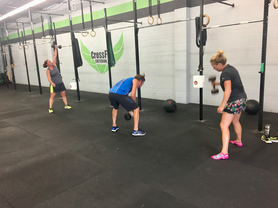 Wod for 7.26.2018