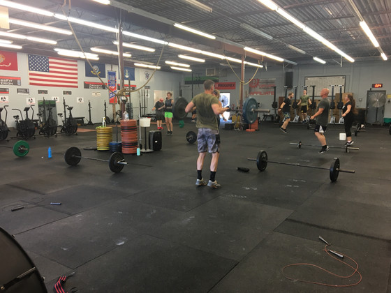 Wod for 8 29 2018