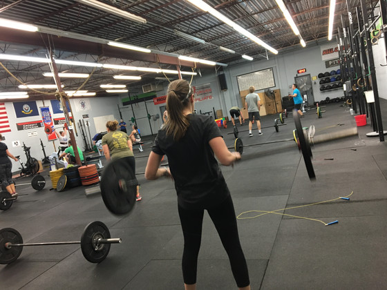 Wod for 2.22.2018