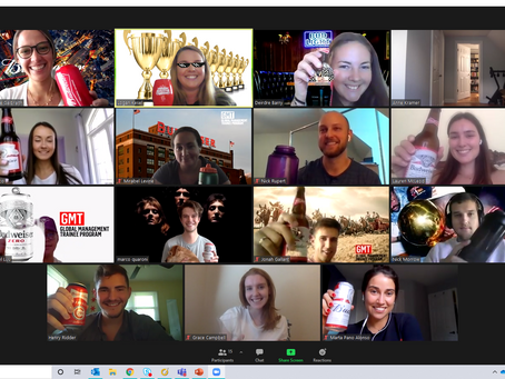 From 29 Countries and 120+ Schools, 174 GMT's Meet Virtually