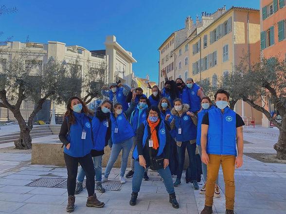 Recruteur de Donateurs à Toulon en mission itinérante pour l'association Médecins du Monde