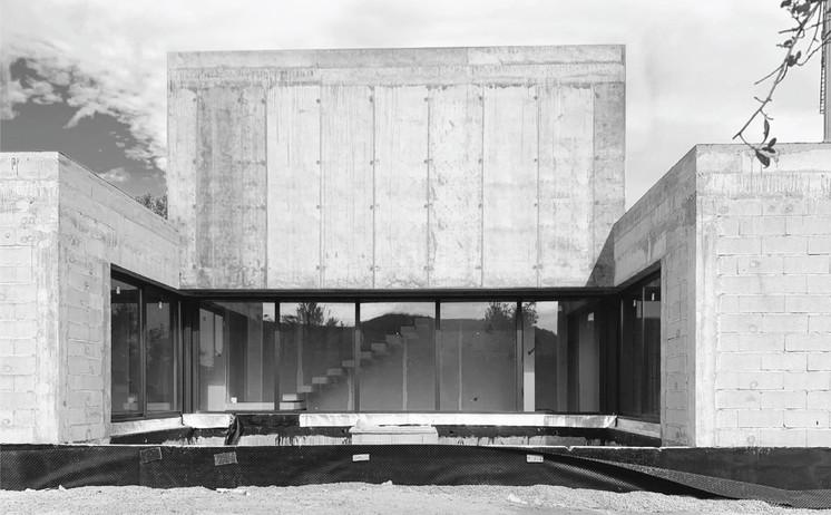 MAISON C ZONZA CGZ architecture - architectes Bastia