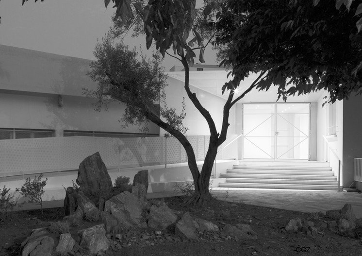 ECOLE CALLONI BASTIA CGZ architecture - architectes Bastia