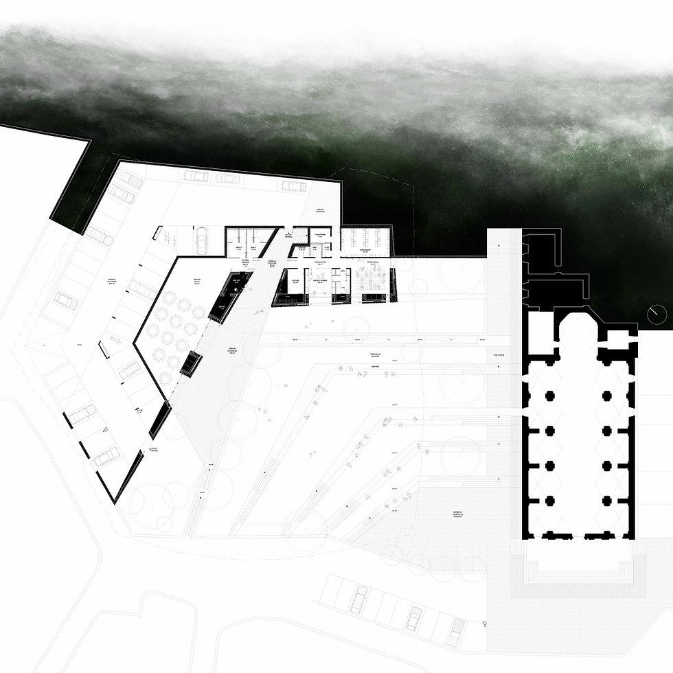ESPACE CULTUREL CORBARACGZ architecture - architectes Bastia