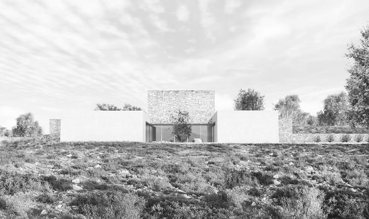 MAISON C CGZ architecture - architectes Bastia