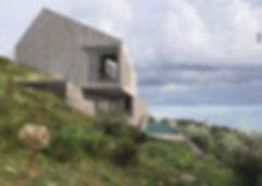 VILLA BRANDO CGZ architecture - architec