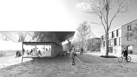 URBANISME PIETRANERA CGZ ARCHITECTURE architectes bastia