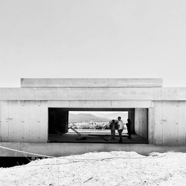 MAISON R CGZ architecture - architectes Bastia