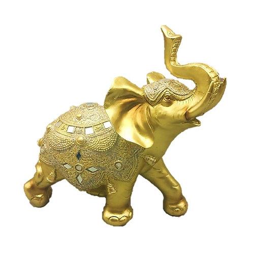 Elephant Figurine - 12in