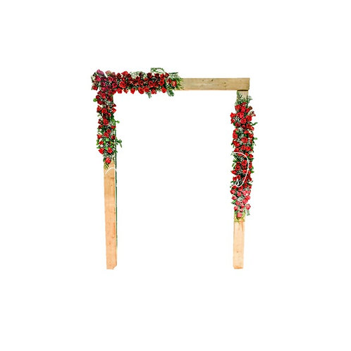 Wooden Arch - 8ft