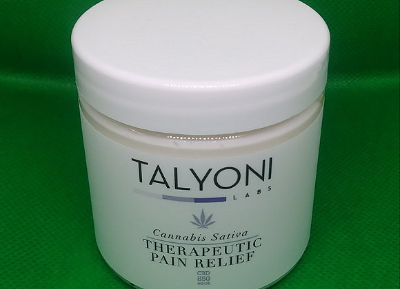 Therapeutic Pain Relief Cream