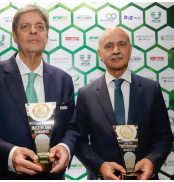 Prêmio Master Cana Nordeste com destaque