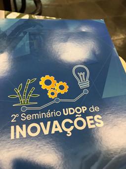 Novabio presente no 2° Seminário UDOP de