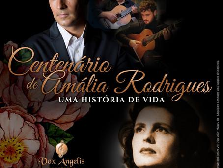 CONCERTO DO CENTENÁRIO DE AMÁLIA RODRIGUES