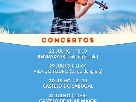 BENDADA MUSIC FESTIVAL Concertos