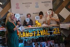 PAAWstival Award Winners