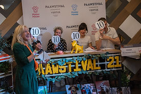 PAAWstival 2021 Judges