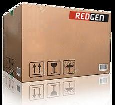 шкаф RedGen при отгрузке