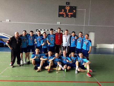 Финал Чемпионата России по флорболу