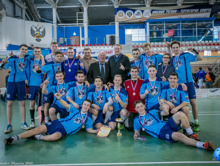 КубокРоссии по флорболу 2018
