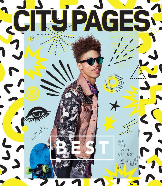 "We Won City Pages ""Best Of Twin Cities"" Award for the best Tattoo Shop for 2017!!"