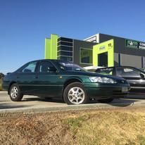 Toyota Vienta - Green