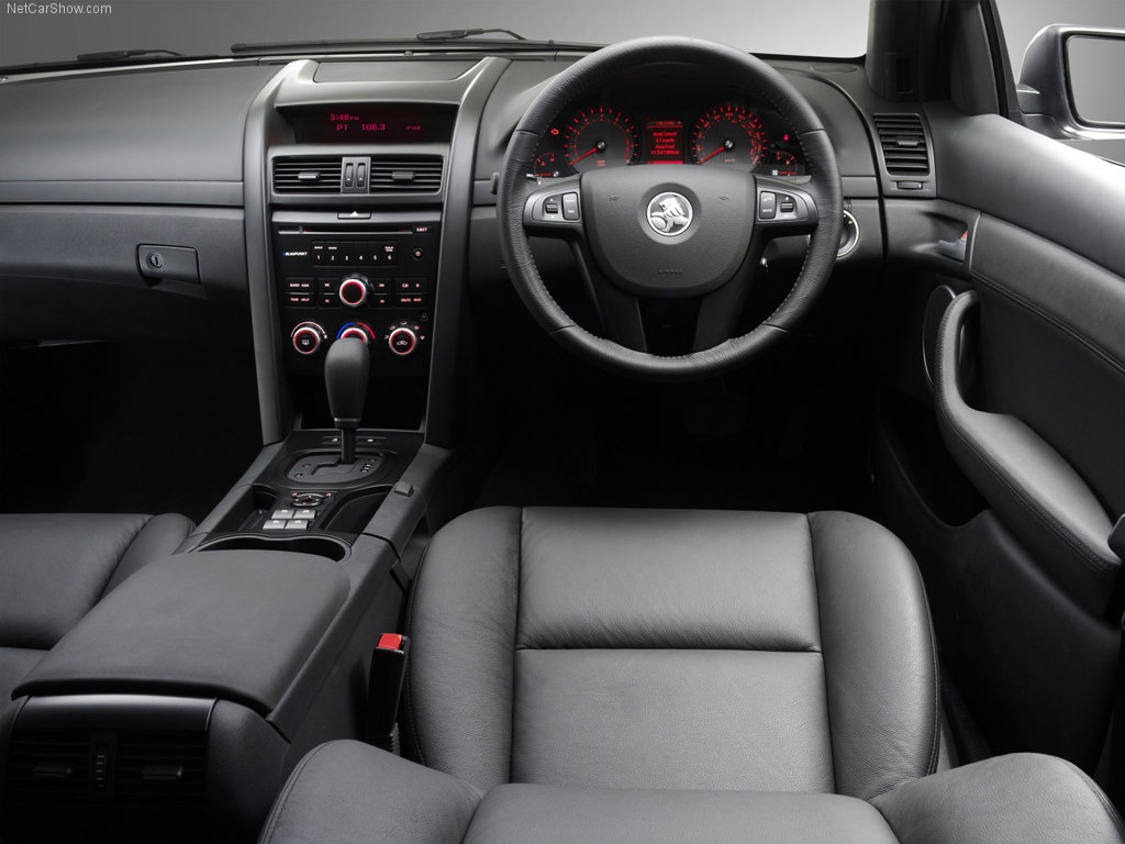 Leather, SS, and standard interiors!