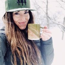 snow daze🌲green glaze_=============================_#karlysuesmessydos #messydomorning #c